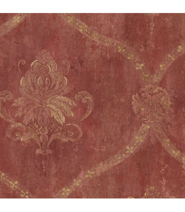 CH22565 - Manor House Wallpaper by Norwall-Damask
