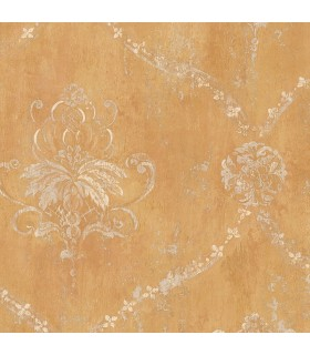 CH22566 - Manor House Wallpaper by Norwall-Damask