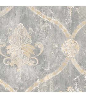 MH36506 - Manor House Wallpaper by Norwall-Damask