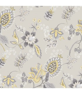 GC29829 - Manor House Wallpaper by Norwall-Floral