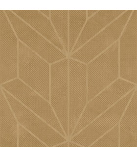 MM1709 - Mixed Materials Wallpaper by York-Hammered Diamond Inlay