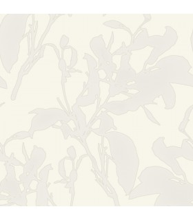 MM1724 - Mixed Materials Wallpaper by York-Botanical Silhouette