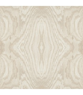 MM1741 - Mixed Materials Wallpaper by York-Driftwood Grain