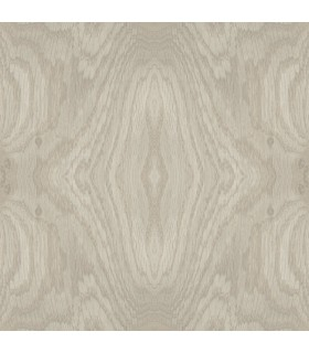 MM1742 - Mixed Materials Wallpaper by York-Driftwood Grain
