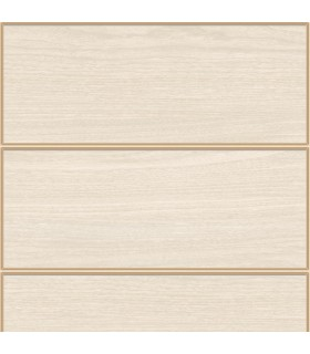 MM1765 - Mixed Materials Wallpaper by York-Cerused Woodgrain