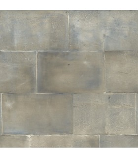 MM1788 - Mixed Materials Wallpaper by York-Quarry Block