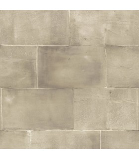 MM1791 - Mixed Materials Wallpaper by York-Quarry Block