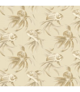 SO2401 - Tranquil Wallpaper by Candice Olson-Koi
