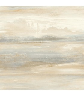 SO2433 - Tranquil Wallpaper by Candice Olson-Soothing Mists Scenic