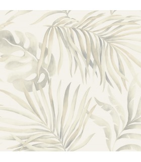 SO2451 - Tranquil Wallpaper by Candice Olson-Paradise Palm