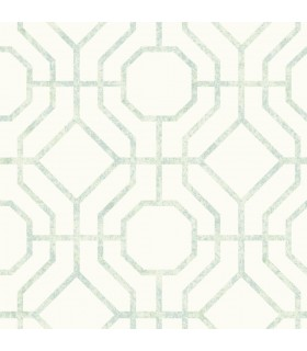 SO2461 - Tranquil Wallpaper by Candice Olson-Lanai Trellis