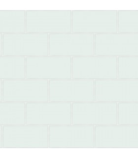 3115-12492 - Farmhouse Wallpaper-Freedom Subway Tile