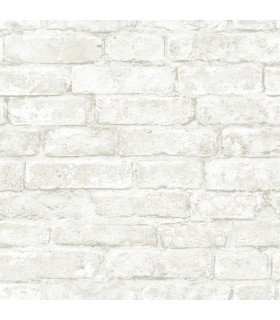 3115-12481 - Farmhouse Wallpaper-Arlington Brick