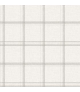 3115-24478 - Farmhouse Wallpaper-Ester Plaid