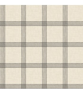 3115-24479 - Farmhouse Wallpaper-Ester Plaid
