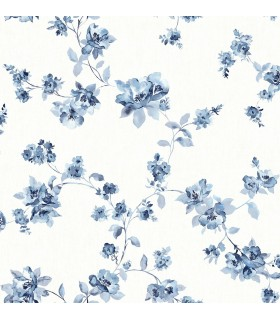 3115-24481 - Farmhouse Wallpaper-Syrus Floral