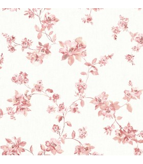 3115-24483 - Farmhouse Wallpaper-Syrus Floral