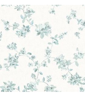 3115-24480 - Farmhouse Wallpaper-Syrus Floral
