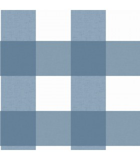3115-12533 - Farmhouse Wallpaper-Selah Gingham Plaid