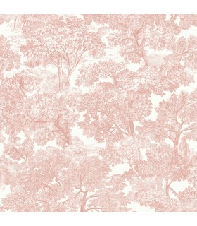 3115-12544 - Farmhouse Wallpaper-Spinney Toile
