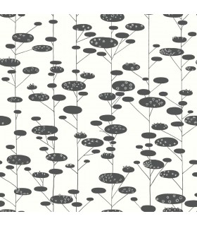 WI0136 - Dream Big Wallpaper by York - Retro Trees