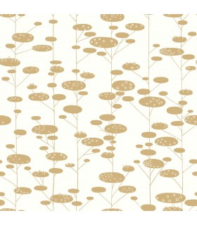 WI0137 - Dream Big Wallpaper by York - Retro Trees