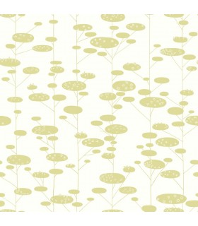 WI0138 - Dream Big Wallpaper by York - Retro Trees