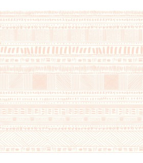 WI0146 - Dream Big Wallpaper by York - Tribal Print