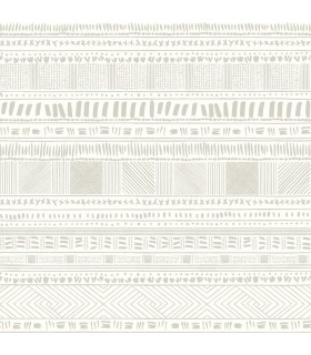 WI0148 - Dream Big Wallpaper by York - Tribal Print
