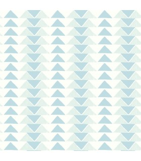 WI0170 - Dream Big Wallpaper by York - Geo Triangles