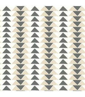 WI0171 - Dream Big Wallpaper by York - Geo Triangles