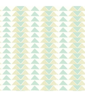 WI0172 - Dream Big Wallpaper by York - Geo Triangles