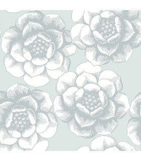 2763-24240 - Moonlight Wallpaper by A-Street Prints-Fanciful Floral