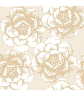 2763-24241 - Moonlight Wallpaper by A-Street Prints-Fanciful Floral