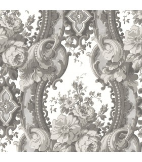 2763-24217 - Moonlight Wallpaper by A-Street Prints-Dreamer Damask