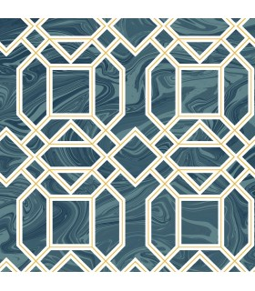 2763-24222 - Moonlight Wallpaper by A-Street Prints-Daphne Trellis
