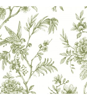 2763-24234 - Moonlight Wallpaper by A-Street Prints-Jessamine Floral