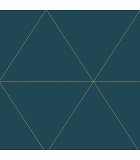 2763-24228 - Moonlight Wallpaper by A-Street Prints-Twilight Geometric