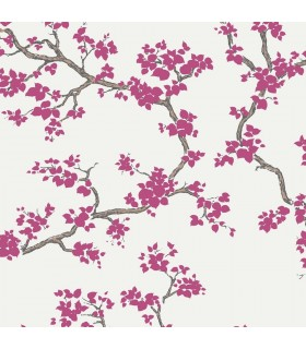 FB1401 - Florence Broadhurst Wallpaper by York - Branches