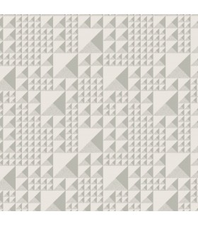 FB1415 - Florence Broadhurst Wallpaper by York - Pyramids