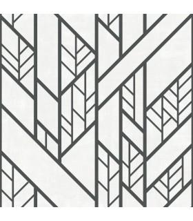 UC3810 - Modern Art Wallpaper by York - Industrial Grid