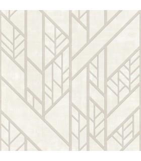 UC3811 - Modern Art Wallpaper by York - Industrial Grid