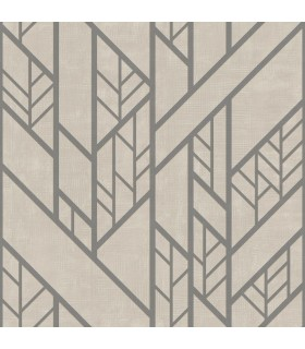 UC3812 - Modern Art Wallpaper by York - Industrial Grid