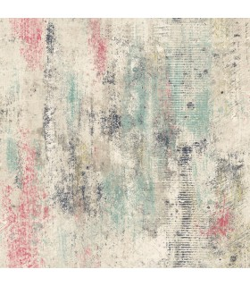 UC3826 - Modern Art Wallpaper by York - Graffiti Melt