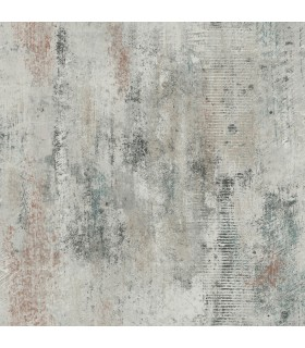 UC3828 - Modern Art Wallpaper by York - Graffiti Melt