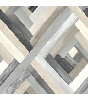 UC3834 - Modern Art Wallpaper by York - Wynwood Geometric