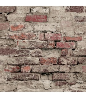 UC3837 - Modern Art Wallpaper by York - Brick Alley