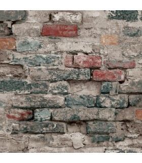 UC3838 - Modern Art Wallpaper by York - Brick Alley