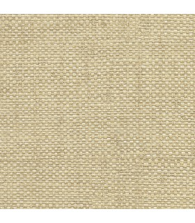 2807-8046 - Warner Grasscloth Resource Wallpaper-Caviar Basketweave
