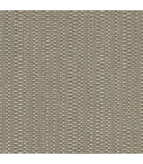 2807-8037 - Warner Grasscloth Resource Wallpaper-Biwa Vertical Texture